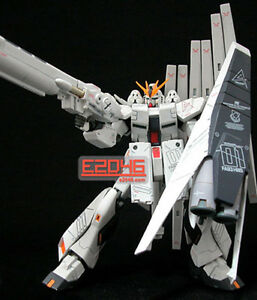 Gundam-Resin-Garage-Model-Kit-FA-93-Nu-Gundam-HWC-Conversion-Parts-1-144-e2046