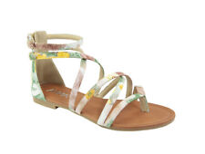 8ce3dd20272 item 2 Womens Criss Cross Strappy Thong Open Toe Ankle Strap Gladiator Flat  Sandal Shoe -Womens Criss Cross Strappy Thong Open Toe Ankle Strap Gladiator  ...