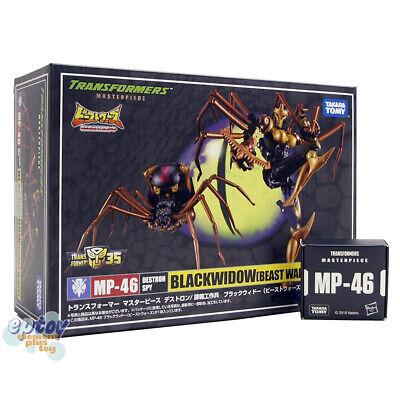 Transformers takara tomy Masterpiece MP-46 Blackwidow Beast Wars in Stock MISB