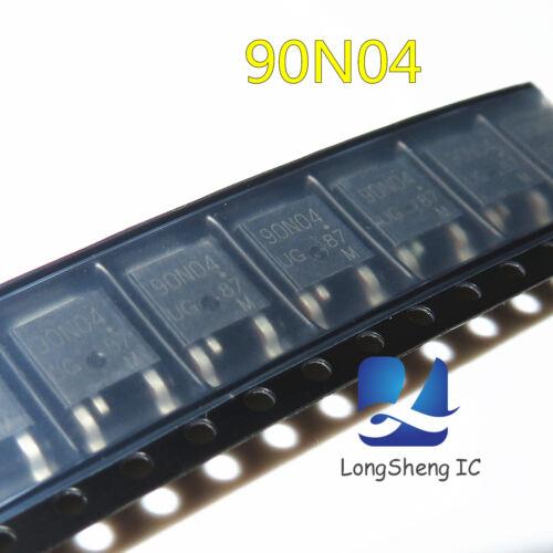 5PCS PD90N04S4-05 MOSFET N-CH 40V 86A TO252-3-313 90N04 IPD90N04 new
