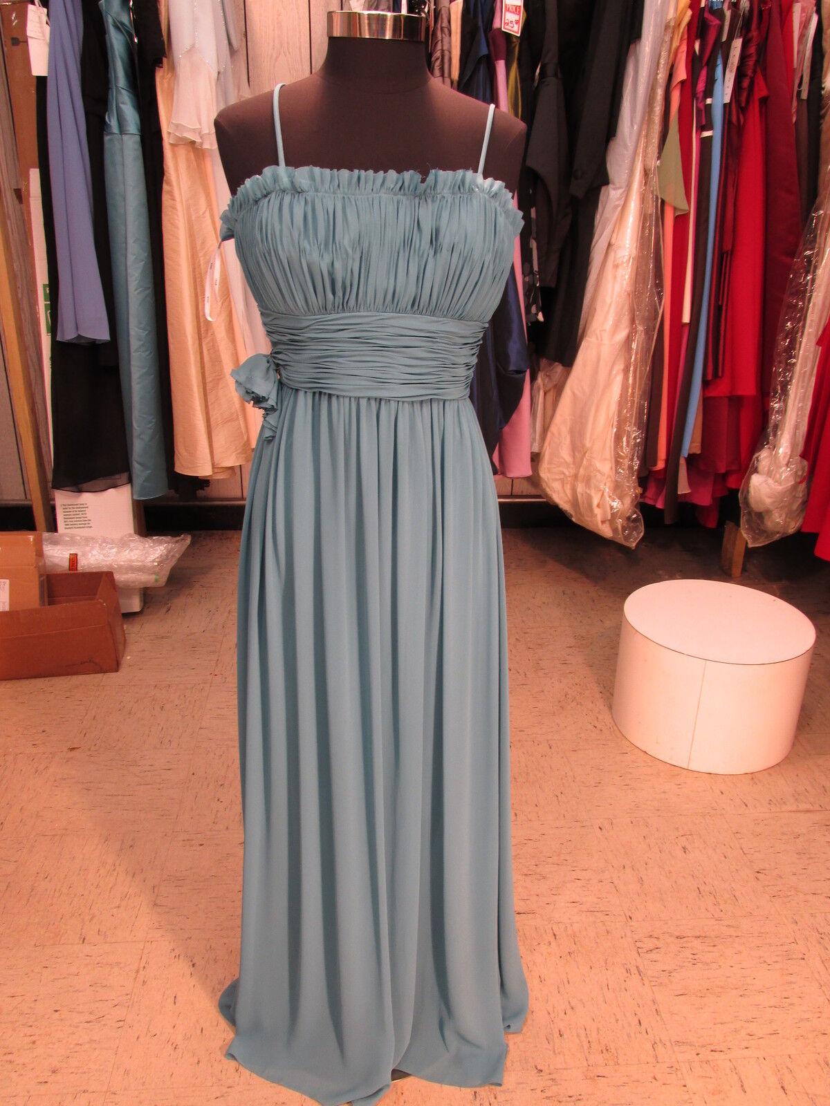 Watters & Watters 910 special occasion,Prom dress size 12 - mediterranean (w-51)
