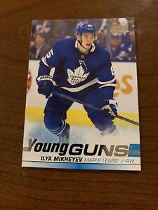 Ilya-Mikheyev-Toronto-Maple-Leafs-2019-20-Upper-Deck-210-Young-Guns