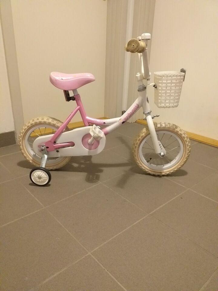 Unisex børnecykel, classic cykel, 12 tommer hjul