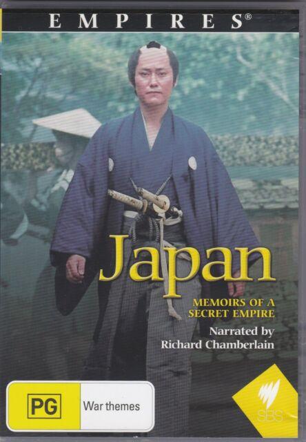 Empires - Japan Memoirs Of A Secret Empire - DVD (All Regions NTSC)