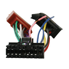 Cable-ISO-Adaptateur-pour-AUTORADIO-SONY-18-pins