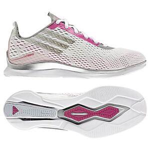 NEW~Adidas ADIZERO TRAINER Running Shoe gym marathon response tennis~Womens 9.5-
