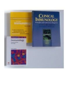 Details about IMMUNOLOGY BOOKS lecture notes clinical exam questions Reeves  Todd bulk job lot
