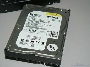 DIGITAL WD2000 DRIVERS FOR WINDOWS VISTA