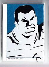 2013 Marvel Fleer Retro Colossus Sketch Card by Jason Adams (1/1)