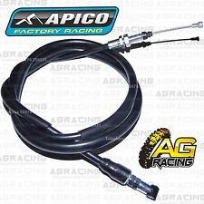 Apico Black Clutch Cable For Yamaha YZF 450 2009 09 Motocross MX Enduro