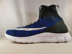 0ef4e1dc9627 Nike Free Flyknit Mercurial FC Men s Running Shoe 836126 041 Size ...