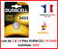 miniatuur 14 - Piles CR-2032  DURACELL / Autre modèle: CR-1220-1616-1620-2016-2025-2430-2450