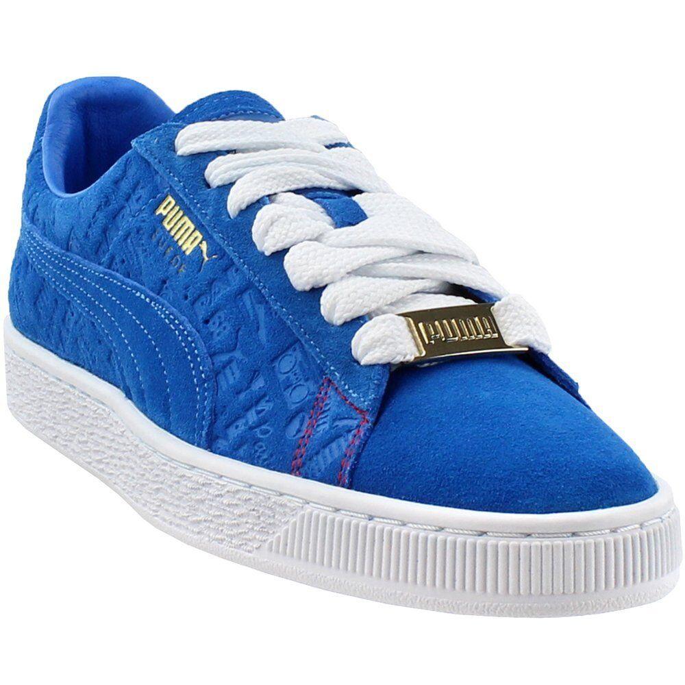 Puma Suede Classic Paris Sneakers - bluee - Mens