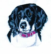 Embroidered Long-Sleeved T-Shirt - Munsterlander Bt4535