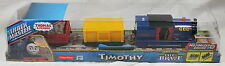 Thomas & Friends TrackMaster Motorized Timothy Engine Track Master Tale of Brave