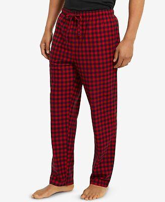 Nautica Cozy Fleece Knit Sleep Pants Mens Pajama Bottom