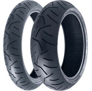 Motorcycle Tyres Bridgestone BT014 12070ZR17 amp 18055ZR17 Pair Deal Honda - <span itemprop='availableAtOrFrom'>Telford, United Kingdom</span> - You may return the goods back to us within 14 days of receipt of delivery. Should you wish to do this the items must be returned undamged. You are responible for any costs in return any c - Telford, United Kingdom