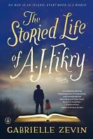 The Storied Life of A. J. Fikry by Gabrielle Zevin (2014, Paperback)