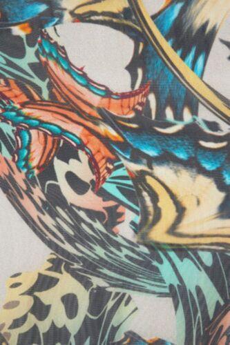 Stunning Wilderness Wing 10 Summer Topshop Butterfly Dress Maxi Print Evening rqIgrZw