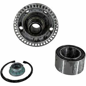 Details about Wheel Bearing and Hub Assembly Front/Rear Duralast By  Autozone DL51863SK