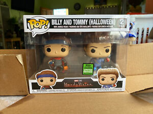 Funko POP! Marvel WandaVision Billy and Tommy Halloween 2