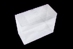 Pop Shield Funko Plastic Protector for 2 Pack Batman-Bullseye Zebra