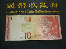 RM10 ZETI SIGNATURE WITHOUT SILVER THREAD (VF) - PREFIX NO - DJ 7519303