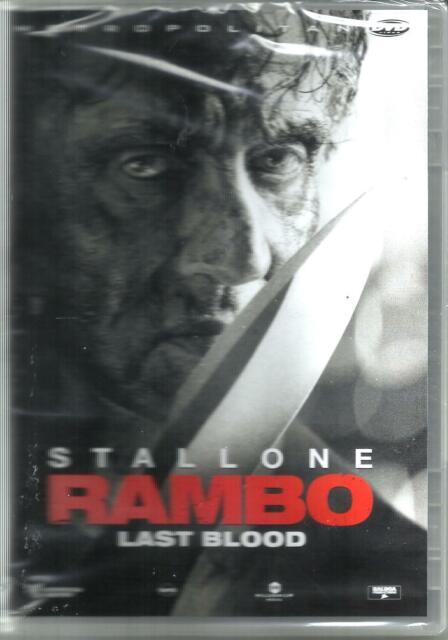 RAMBO LAST BLOOD - DVD NEUF SOUS BLISTER