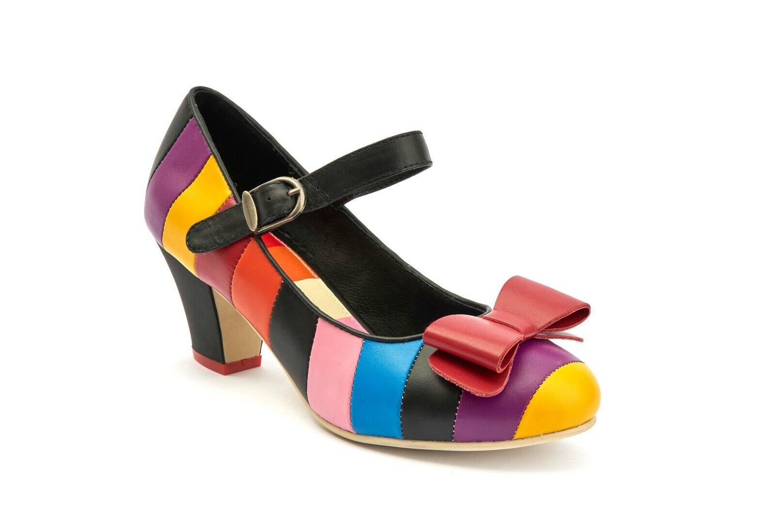 Ralph Lauren High Heels, taupe, Gr. 39, Klassiker