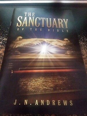 The Sanctuary of the Bible~J N  Andrews~Seventh-day Adventist  Pioneers~SDA~White   eBay