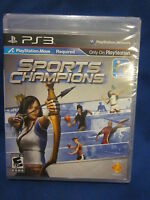 Sony Playstation Ps3 Sports Champions Sealed