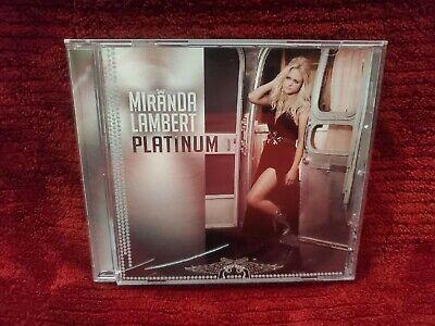 Platinum by Miranda Lambert (CD, Jun-2014, Sony Music