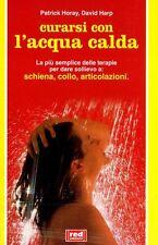 CURARSI CON L'ACQUA CALDA - Horay Patrick - RED EDIZIONI