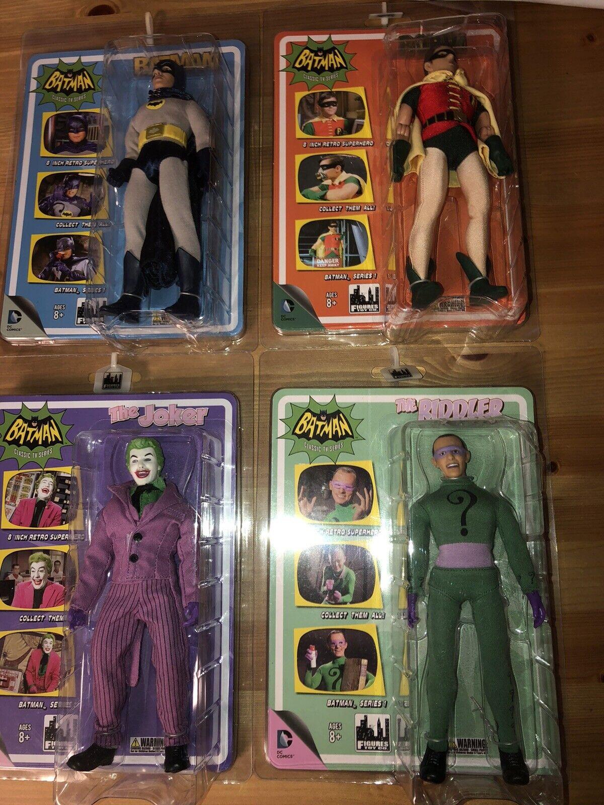 Batman 66 Figures Spielzeug Company serie 1 Sammlung