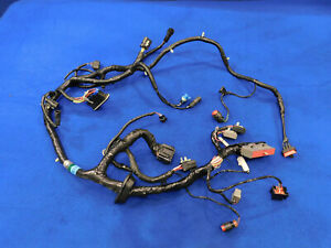 98 1998 ford mustang cobra 5 speed ecu pcm wiring harness manual trans oem  k05 | ebay  ebay