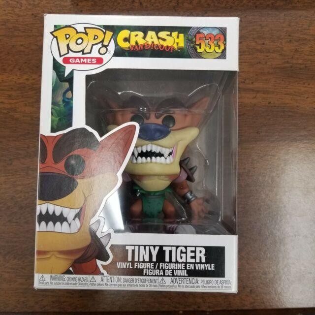 Funko Pop S3 - Crash Vinyl Figure Games: Crash Bandicoot