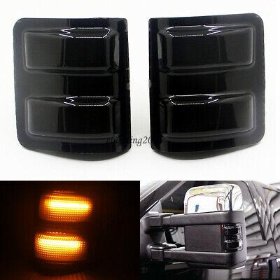 Ford OEM 2008-2016 Super Duty Passenger Side Mirror Lamp Lens 7C3Z-13776-A