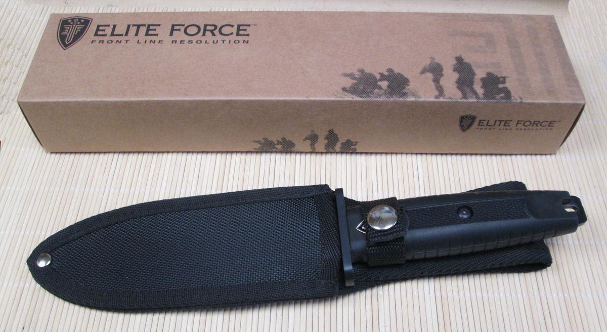 Umarex Walther knife couteau de poche ceinture couteau couteaux ef702 couteaux couteau Elite Force 50907 53c721