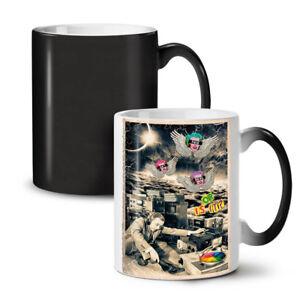 Not Real Life DJ Music NEW Colour Changing Tea Coffee Mug 11 oz   Wellcoda