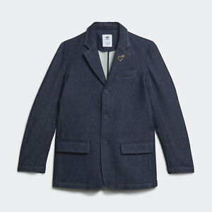 adidas AU Men Lifestyle Hm Denim Blazer