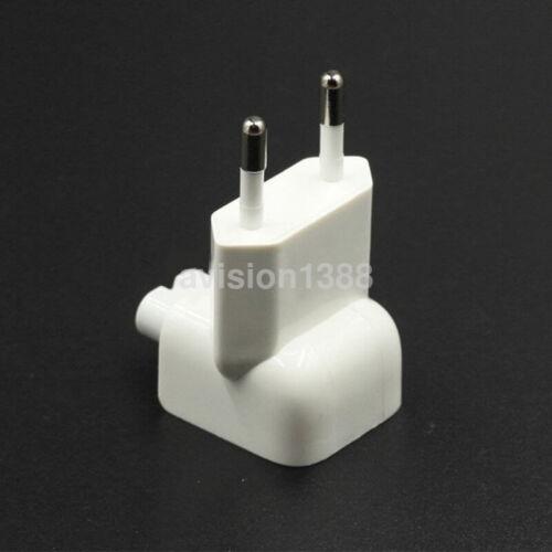 Duckhead Europe EU Wall Plug for Apple MacBook Pro Air iPad iPhone Charger CA