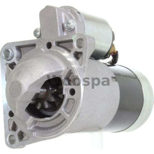 Motorino Avviamento Starter CADILLAC 1,9 D Opel Astra H Insignia SAAB 1,9 TiD