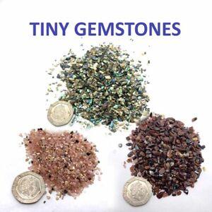 200-Pieces-Mini-Chips-Tiny-Gemstones-Polished-Natural-Healing-Semi-Precious