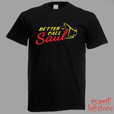 Better Call Saul Logo Men/'s T-Shirt