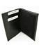 Black-Concealed-Carry-Badge-Leather-Men-039-s-Wallet-Flap-Shield-Holder thumbnail 12