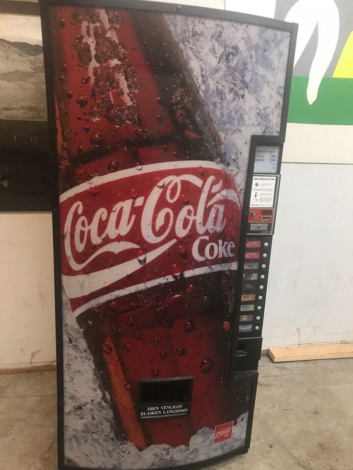 Coca Cola Sodavandsautomat