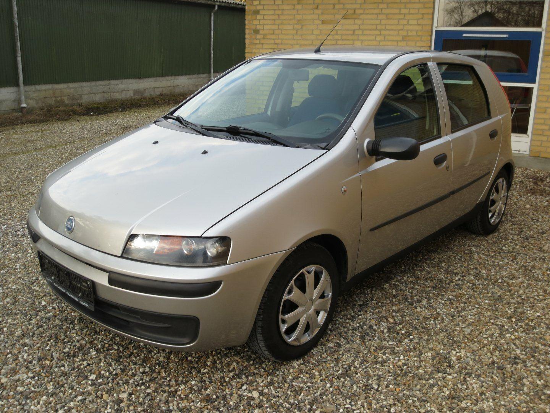 Fiat Punto 1,2 Active X 5d - 9.900 kr.