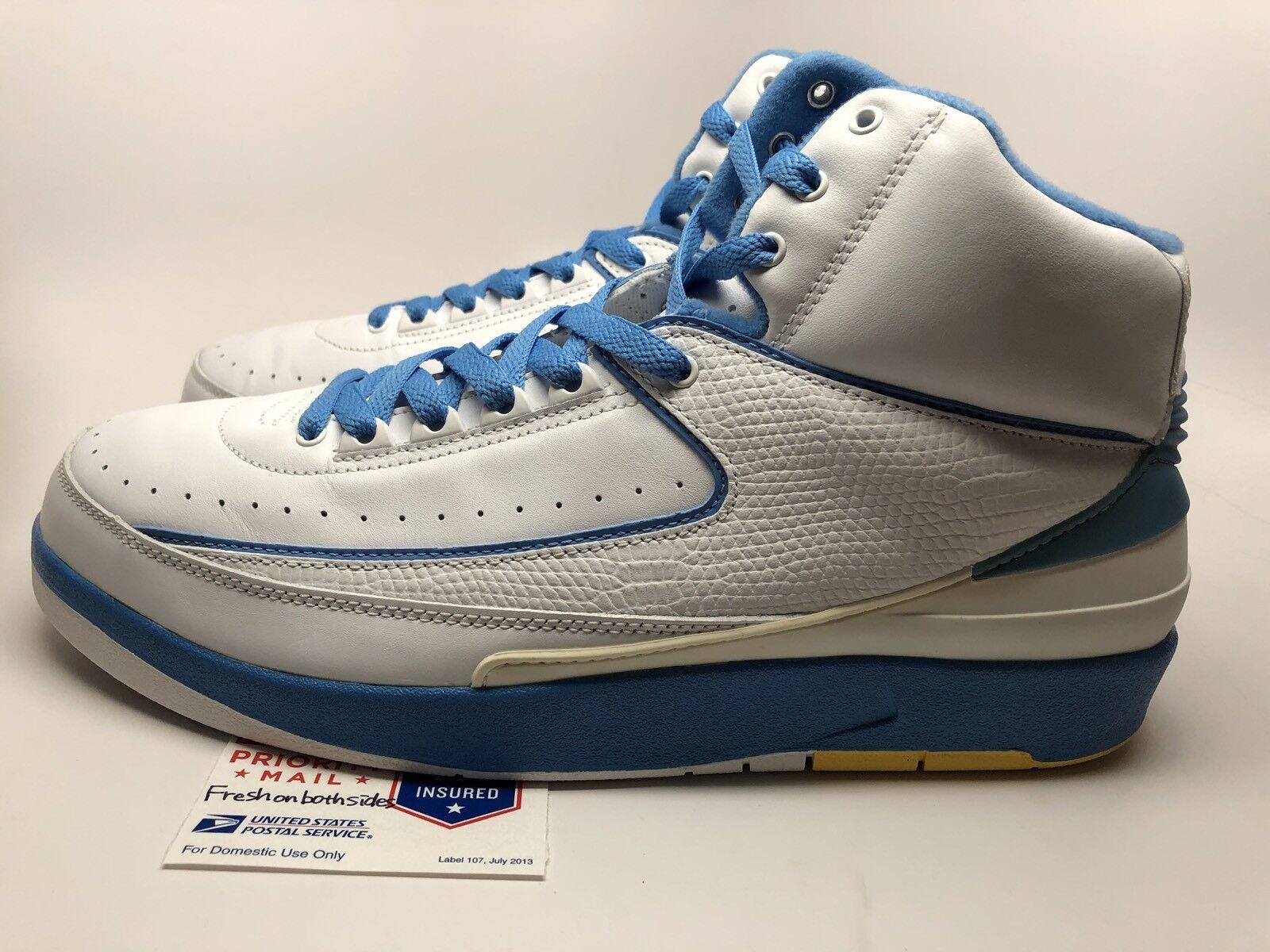 Nike Air Jordan II 2 Retro  Carmelo  Men sz 11.5 New