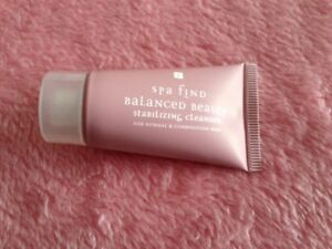 SPA-FIND-BALANCED-BEAUTY-STABILIZING-CLEANSER-15ML-IDEAL-FOR-TRAVEL-BY-1ST-CLASS