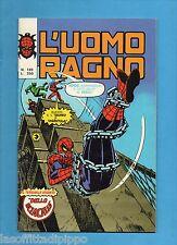 SUPER EROI - L'UOMO RAGNO - CORNO -N.189- 28 LUGLIO 1977 - NON DI RESA